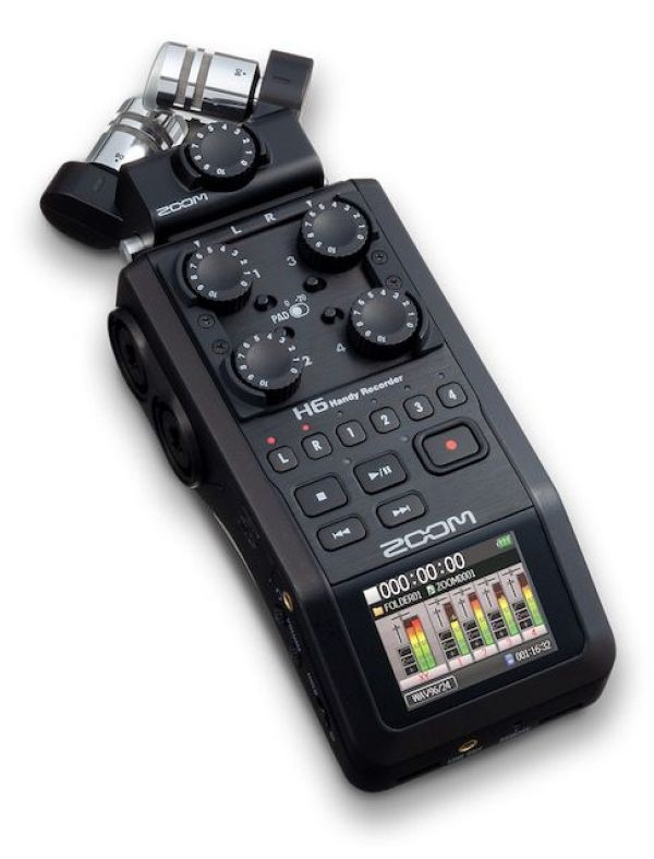 DIGITAL MIXER + RECORDER