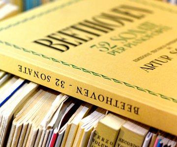 negozio edizioni musicali